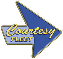 Courtesy Fleet Logo
