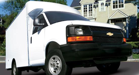 Chevy Spartan Cargo Delivery Van For Sale Near California Nevada Utah New Mexico